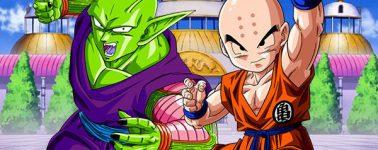 Dragon Ball FighterZ tendrá a los personajes Krillin y Piccolo