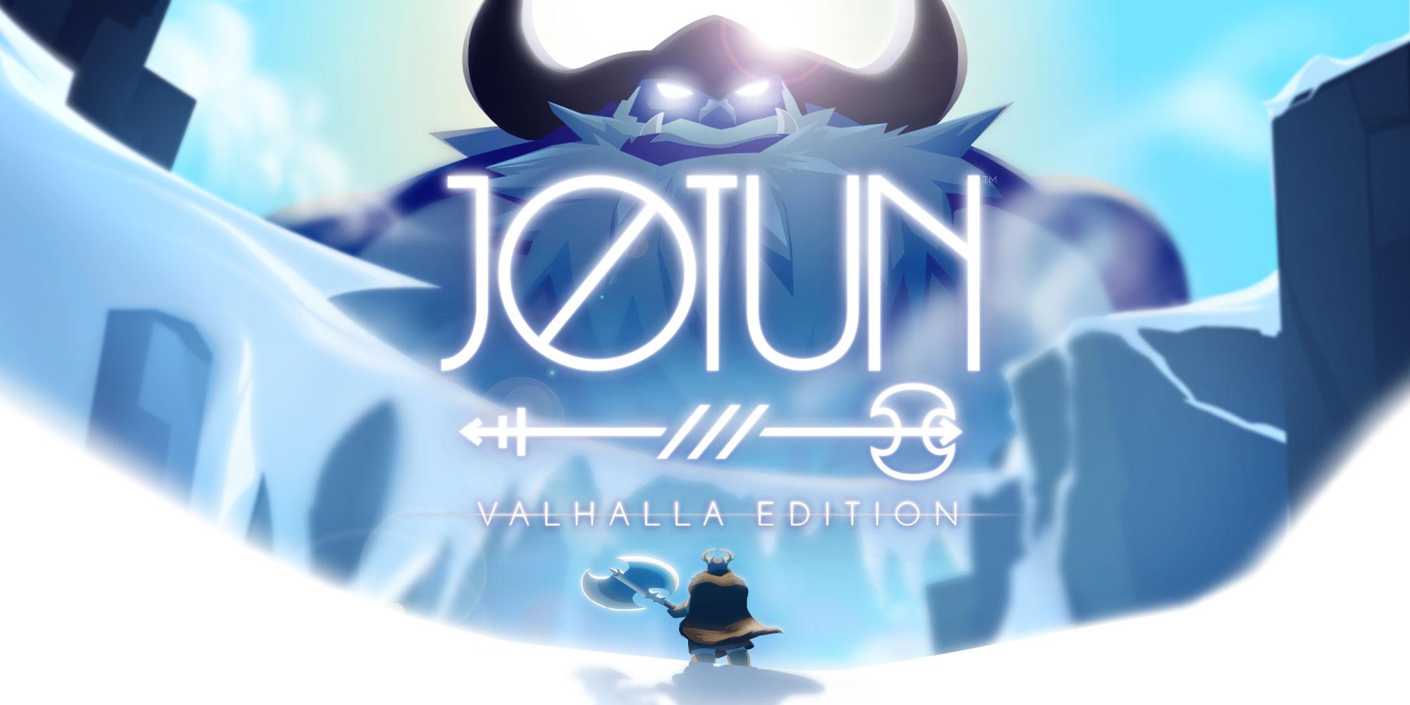 jotun es un juego con dibujos hechos a mano lleno de accin y exploracin que se desarrolla en la mitologa nrdica