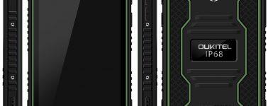 Oukitel K10000 MAX: Un 5.5 pulgadas con batería de 10.000 mAh inmune a todo