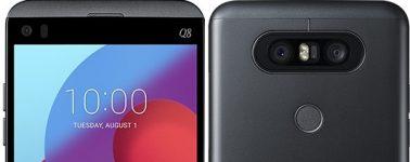 LG Q8 anunciado, un LG V20 de 5.2″ resistente al agua
