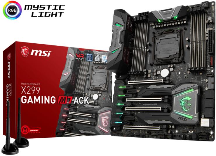 MSI X299 Gaming M7 ACK Oficial 740x536 1
