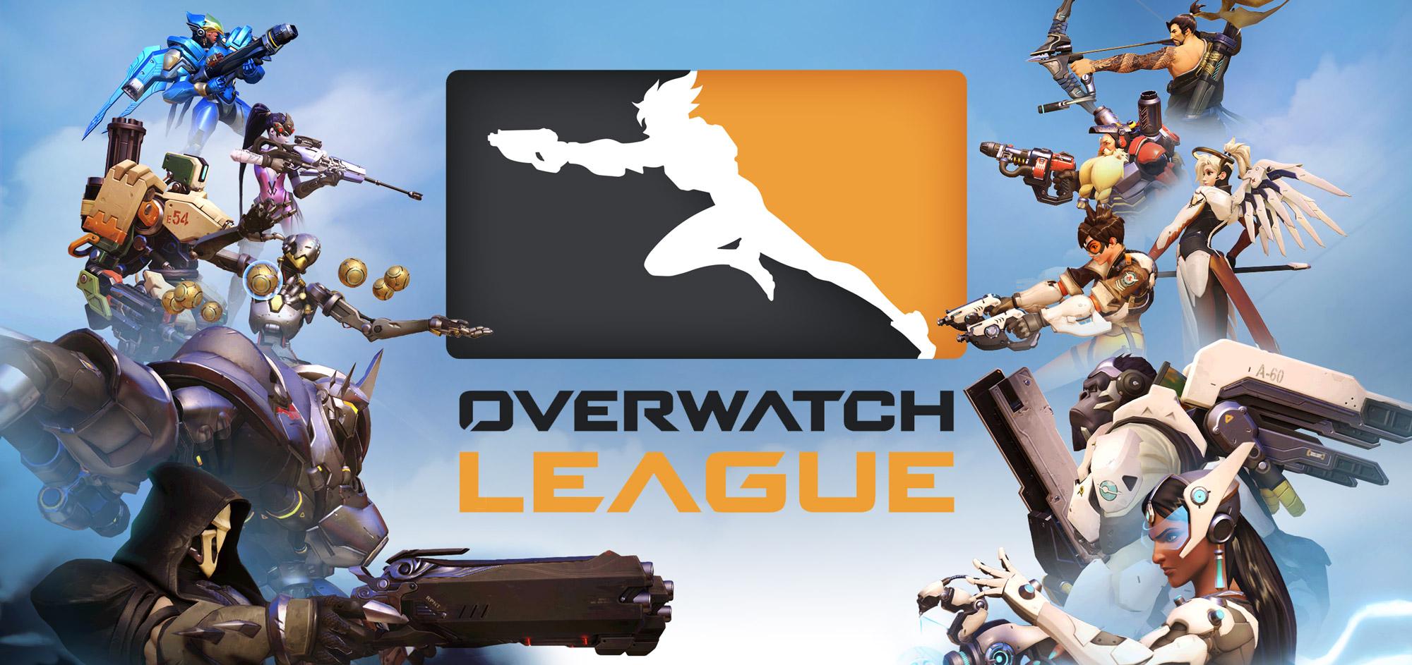 Overwatch Ligen