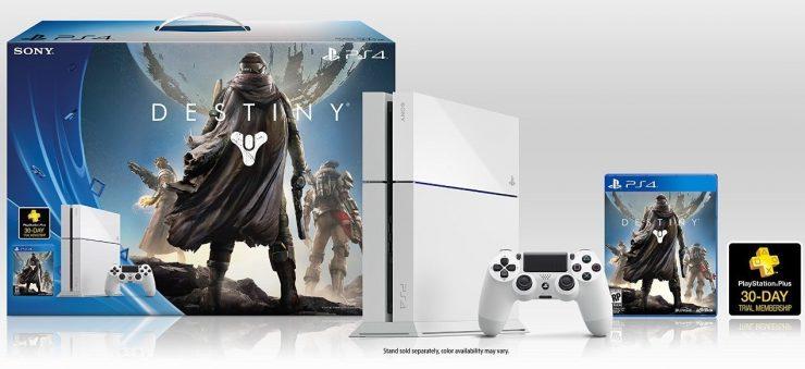 PlayStation 4 blanca Destiny 740x339 0
