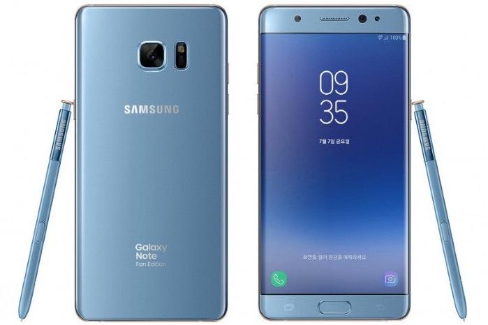 Samsung Galaxy Note Fan Edition 1 0