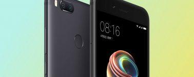 Xiaomi Mi 5X (5.5″ Snapdragon 625 y 3080 mAh) en oferta por 195 euros