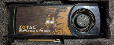 GeForce GTX 580: Mal en DirectX 12 pero sonroja a las consolas en DirectX 11