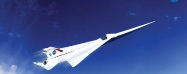 La NASA anuncia el desarrollo del Concorde 2, el avión supersónico más silencioso