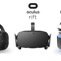 Las Oculus Rift son las gafas VR que menos se venden y Sony es la que más dinero gana