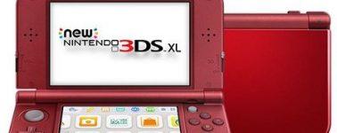 Nintendo cesa la producción de la New Nintendo 3DS en Japón
