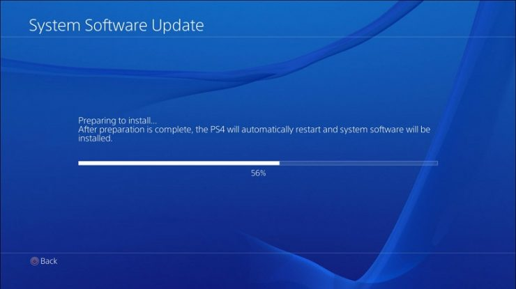 playstation 4 actualización 4.72 740x415 0