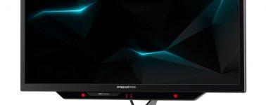 El Acer Predator X27 (4K HDR @ 144 Hz con Nvidia G-Sync) es listado en EEUU por 1.999 dólares