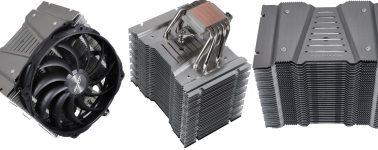 Alpenföhn Brocken 3: Disipador CPU de alto rendimiento con 5 heatpipes