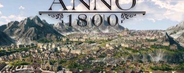 Anno 1800 Beta – Requisitos mínimos y recomendados (Core i5-4690K + Radeon RX 480)
