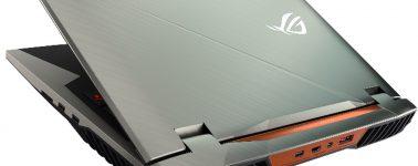 Asus ROG Chimera: Portátil gaming con OC y pantalla a 144 Hz