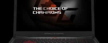 Listado el Asus ROG Strix GL702ZC, portátil con AMD Ryzen y una RX 580