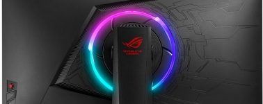 Asus ROG Strix XG27VQ: 27″ Full HD @ 144 Hz y RGB por 469 euros