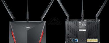 El Asus RT-AC86U se suma a la moda de routers gaming