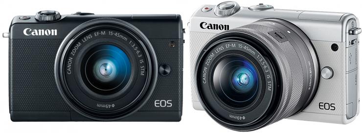 Canon EOS M100 740x273 0