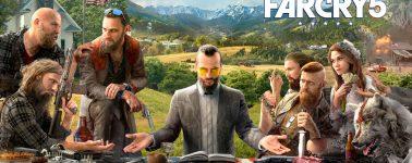Far Cry 5: Requisitos mínimos, recomendados, 4K @ 30 FPS y 4K @ 60 FPS bastante exigentes