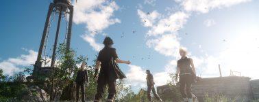 Final Fantasy XV soportará la API Vulkan, pero primero llegará Ray Tracing