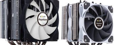GELID Phantom: Disipador CPU de alto rendimiento con 1kg de peso