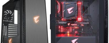 Gigabyte Aorus AC300W: Semitorre con iluminación RGB y VR-Link