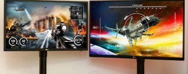 LG 32GK850G y 27GK750F: Monitores gaming de 32″/27″ a 165Hz/240Hz