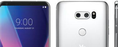 Así luce el LG V30 en todo su esplendor