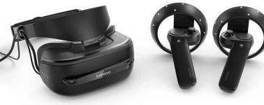 Las gafas VR Lenovo Explorer vuelven a bajar a los 199 euros