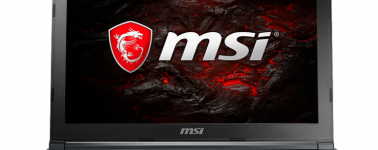 MSI GL62M 7REX (i7-7700HQ, 8GB RAM, 1TB HDD y GTX 1050 Ti) por 791 euros