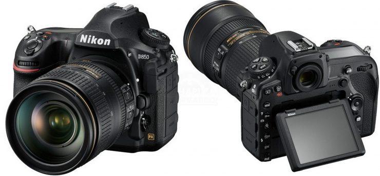 Nikon D850 740x343 0