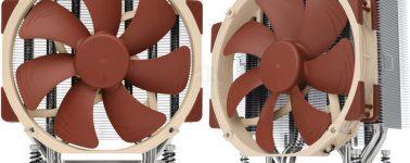 Noctua NH-U15S TR4-SP3, NH-U12S TR4-SP3 & NH-U9 TR4-SP3 para los Ryzen Threadripper