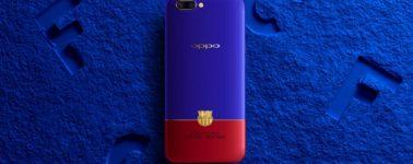 Oppo anuncia el Oppo R11 FC Barcelona Limited Edition