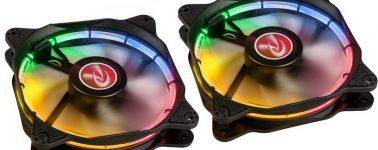 Raijintek Aura 12 RGB: Ventilador RGB de 120 mm