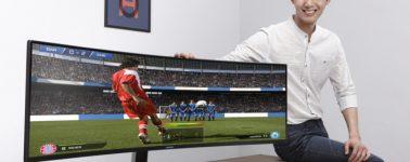 Samsung CHG90: El monitor gaming más grande del mercado (49″, 32:9 y 144 Hz)
