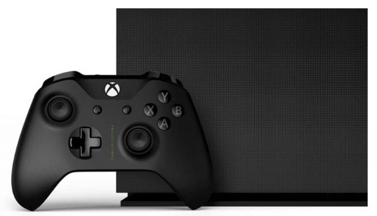 Xbox One X Project Scorpio 1 740x425 0