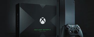 La Xbox One X Project Scorpio es oficial, junto a la Xbox One S Minecraft Edition