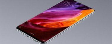 Así sería el diseño del Xiaomi Mi Mix 2, 93% pantalla