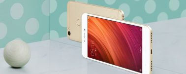 Xiaomi Redmi Note 5A anunciado, terminal económico para amantes de los selfies