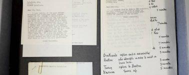 Hallan 148 nuevas cartas inéditas de Alan Turing