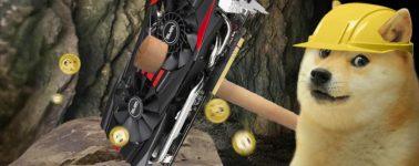 La Radeon RX Vega 64 ya eclipsa a Polaris en minado de Ethereum: 43.5 MH/s @ 130W