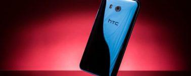 HTC estaría preparando una versión más pequeña y barata del HTC U11