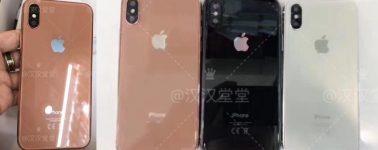 El iPhone 8 se deja ver de nuevo, esta vez en su cadena de producción
