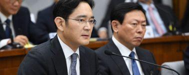 Lee Jae-Yong, el heredero de Samsung, sale de prisión tras ganar una apelación