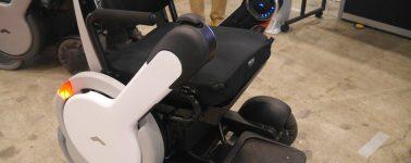 Las sillas de ruedas autónomas llegan a los hospitales y aeropuertos de Asia