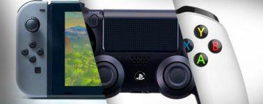 Nintendo superará en cuota de mercado a Xbox en 2018 gracias a la Switch