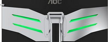 AOC AGON AG322QCX: 31.5″ QHD curvo MVA @ 144 Hz y 4ms con AMD FreeSync