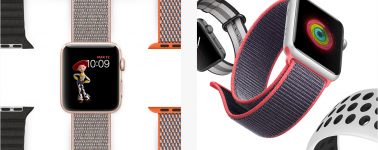 Apple lidera el mercado wearable seguida por Xiaomi y Fitbit