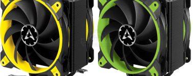 Arctic Freezer 33 eSports Edition: Disipador CPU de alto rendimiento