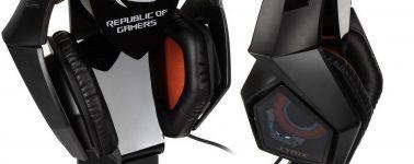 Asus ROG Headset Stand: Soporte para auriculares de plástico por 44.90 euros